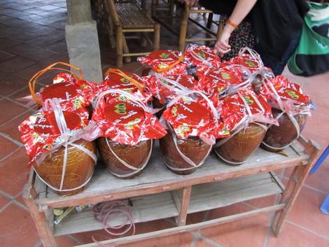 Rượu Mai Hạ- đặc sản nổi tiếng Mai Châu