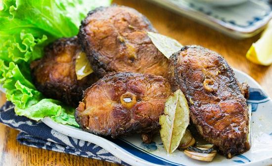 Cá chép kho ngũ vị thơm đậm đà cho bữa cơm ngon miệng