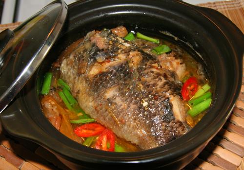 Cá rô kho thịt ngon đậm đà vị béo ngậy