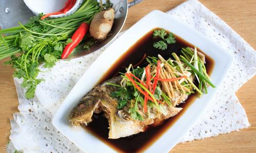 Cách làm món cá hấp ngọt thịt mà không tanh