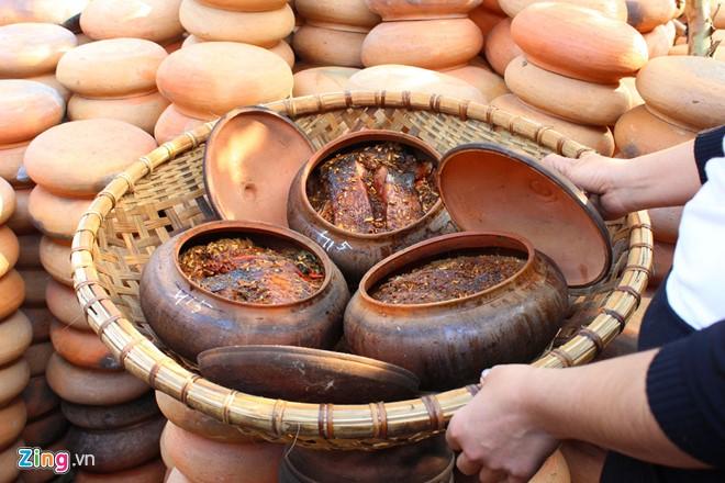 Cá kho làng Vũ Đại được người tiêu dùng chọn làm quà biếu Tết