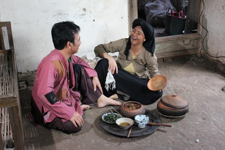 Món ăn cá kho làng Vũ Đại của làng Chí Phèo